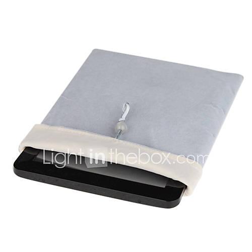 защитный мягкий чехол сумка ткань для 8-дюймовый планшет (серый)