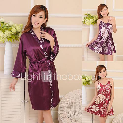 Длинные платья кимоно