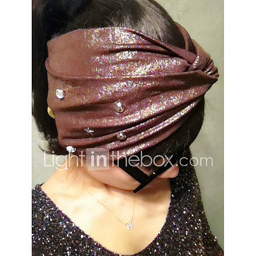 Donna Beaded Brown Blink Fascia per c...