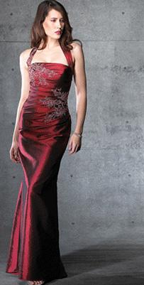 Комментарий: вечерние платья в картинках 2011.