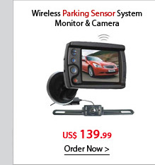 Wireless Parking Sensor System