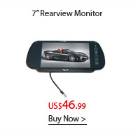 "7"" Rearview Monitor"