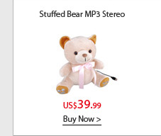 Stuffed Bear MP3 Stereo