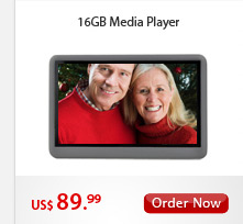 16GB Media Player