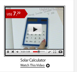 Solar Calculator