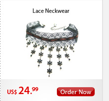 Lace Neckwear