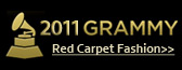 2011 GRAMMYS Red Carpet Fashion