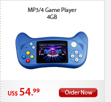 MP3/4 Game Player