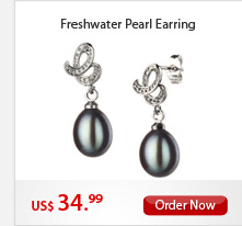Freshwater Pearl Earring