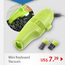 Mini Keyboard Vacuum