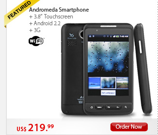 Andromeda Smartphone