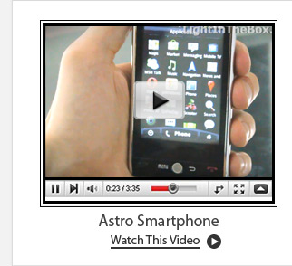 Astro Smartphone