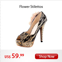 Flower Stilettos