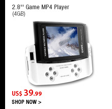 28'' Game MP4 Player