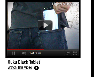 Ouku Black - Tablet