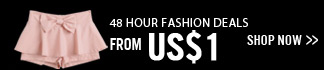 48 Hour Fashion Deals
