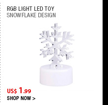 RGB Light LED Toy