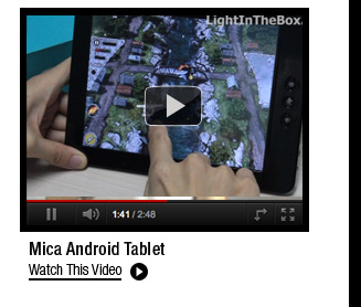 Mica Android Tablet