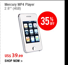 Mercury MP4 Player