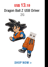 Dragon ball z USB driver