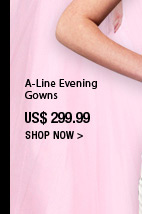 A-Line Evening Gowns