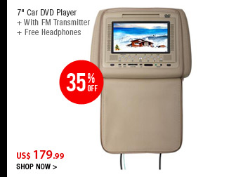 "7"" Car DVD Player"