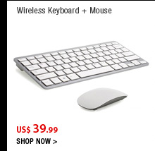 Wireless Keyboard + Mouse
