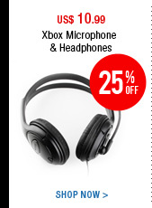 Xbox Microphone & Headphones