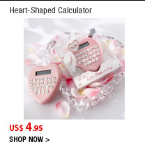 Heart-Shaped Calculator