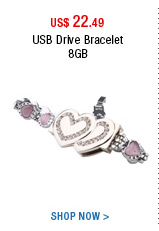 USB Drive Bracelet