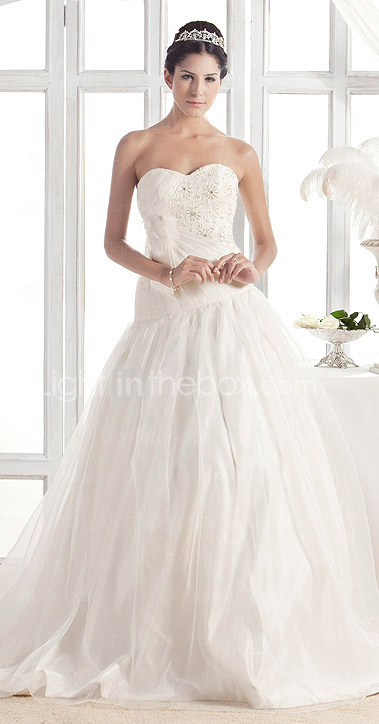 SWALE - Abito da Sposa in Organza