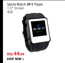 Sports Watch MP4 Player