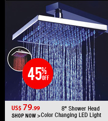 "8"" Shower Head"