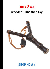 Wooden Slingshot Toy