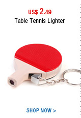 Table Tennis Lighter