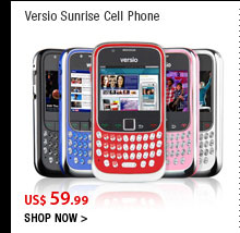 Versio Sunrise Cell Phone