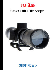 Cross-Hair Rifle Scope