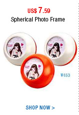 Spherical Photo Frame
