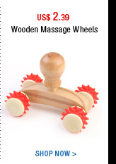 Wooden Massage Wheels