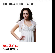 Organza Bridal Jacket