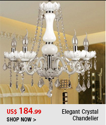 Elegant Crystal Chandelier