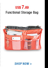 Functional Storage Bag