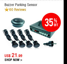 Buzzer Parking Sensor