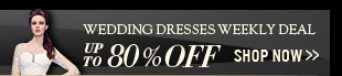 Wedding Dresses Weekly Deal