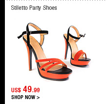 Stiletto Party Shoes