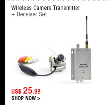 Wireless Camera Transmitter
