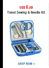 Travel Sewing & Needle Kit