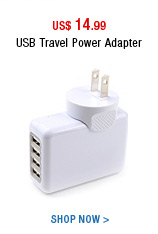 USB Travel Power Adapter