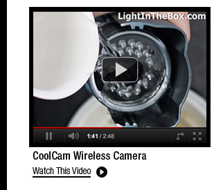 CoolCam Wireless Camera