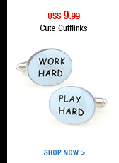 Cute Cufflinks